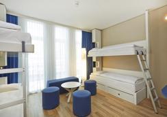 H2 ホテル ミュンヘン メッセ - ミュンヘン - 寝室