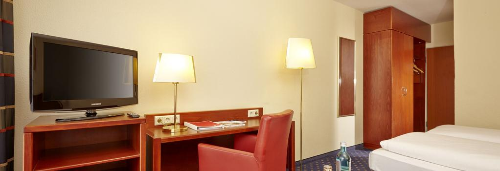 H+ Hotel Goslar - ゴスラー - 寝室