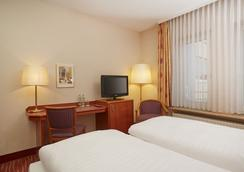 H+ ホテル マンハイム - マンハイム - 寝室