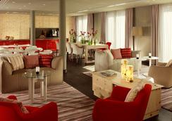 スイスホテル ドレスデン アム シュロス - ドレスデン - レストラン