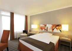 H4 ホテル フランクフルト メッセ - フランクフルト - 寝室