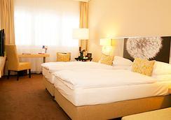 H+ ホテル チューリッヒ - チューリッヒ - 寝室