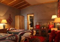 ザ シルク ロード ドゥンホワン ホテル - Dunhuang - 寝室