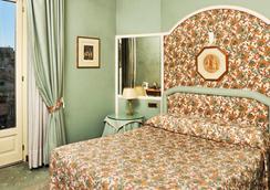 ホテル メチェナーテ パレス - ローマ - 寝室