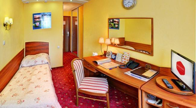 Yuzhniy Hotel - ヴォルゴグラード - 寝室
