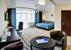 Hotel Start - ヴォルゴグラード - 寝室
