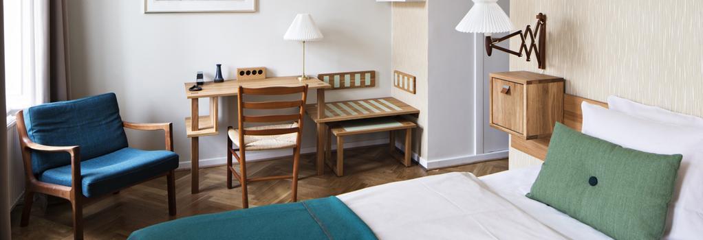 ホテル アレクサンドラ - コペンハーゲン - 寝室