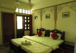Vinayak Guest House - ジャイプール - 寝室
