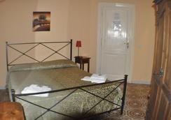 アミコ ホテル - ローマ - 寝室