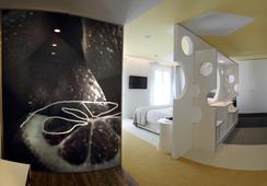 ルーム メイト パウ - バルセロナ - 寝室
