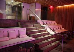 ルームメイト グレース ブティックホテル - ニューヨーク - ラウンジ