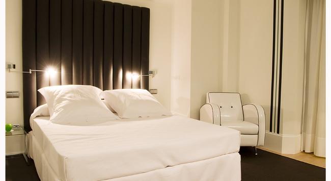 マリポサ ホテル マラガ - マラガ - 寝室
