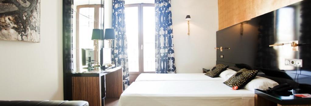 ルーム メイト レオ - グラナダ - 寝室