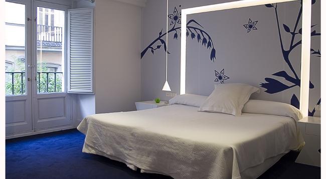 ルーム メイト マリオ - マドリード - 寝室
