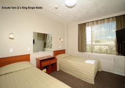 キーウィ インターナショナル ホテル - オークランド - 寝室