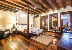Ananda Hotel Boutique - カルタヘナ - 寝室