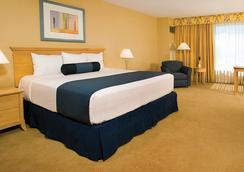 リゾーツ カジノ ホテル アトランティック シティ - アトランティック・シティ - 寝室