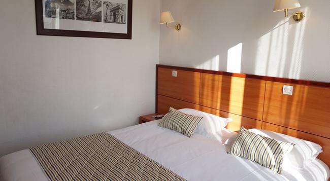 コイペル - パリ - 寝室