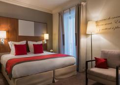 ル トゥールヴィユ エッフェル - パリ - 寝室