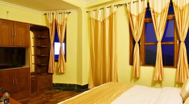 New Varuni House - Dharamsala - 寝室