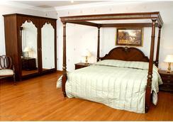 Hari Niwas Palace - Jammu - 寝室