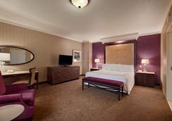 Sam's Town Hotel and Casino - シュリーブポート - 寝室