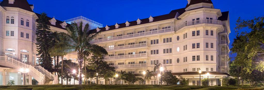 ホンコン ディズニーランド ホテル - 香港 - 建物