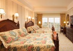 ホンコン ディズニーランド ホテル - 香港 - 寝室