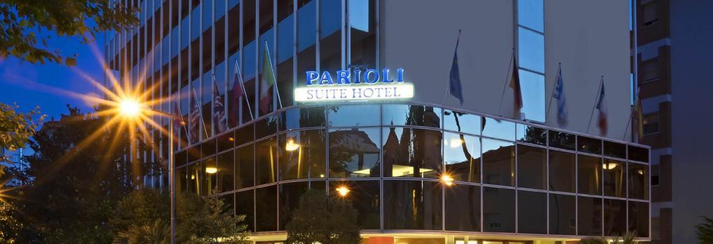 スイート ホテル パリオーリ - リミニ - 建物