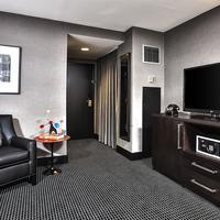 ロード ボルティモア ホテル Deluxe Room Sitting Area