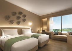 ホテル ジェン プテリ ハーバー ジョホール - Gelang Patah - 寝室