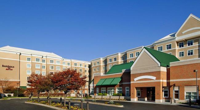 Residence Inn by Marriott Newark Elizabeth-Liberty International Airport - エリザベス - 建物