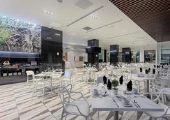 Hotel Olmeca Plaza - ビジャエルモッサ - レストラン