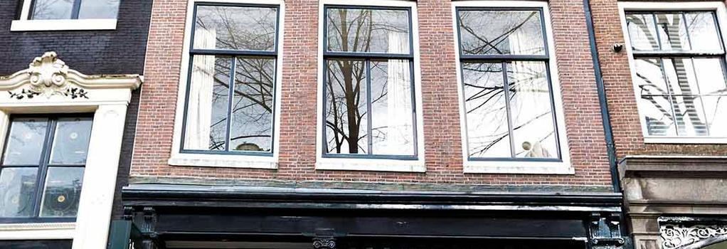 't Hotel - アムステルダム - 建物