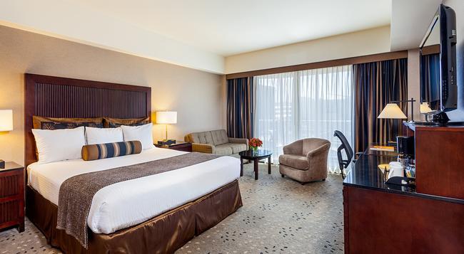 ハンドラリー ユニオン スクエア ホテル - サンフランシスコ - 寝室