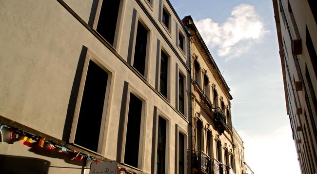 アクア リア ブティックホテル - ファロ - 建物