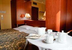 ノボ ホテル ロッシ - ヴェローナ - 寝室