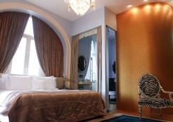 パラセテ チャファリズ デル レイ - リスボン - 寝室
