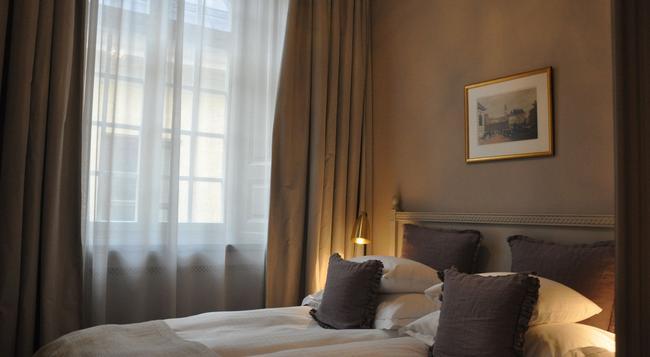 ホテル クングストラッドゴーダン - ストックホルム - 寝室