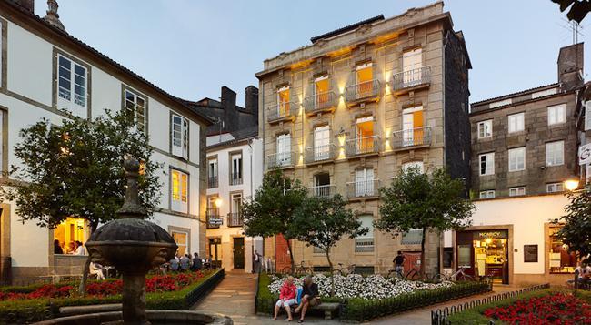 ホテル モンテス - サンティアゴ・デ・コンポステーラ - 建物