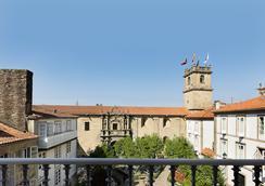 ホテル モンテス - サンティアゴ・デ・コンポステーラ - 屋外の景色