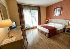 サノテル セントラル - バルセロナ - 寝室