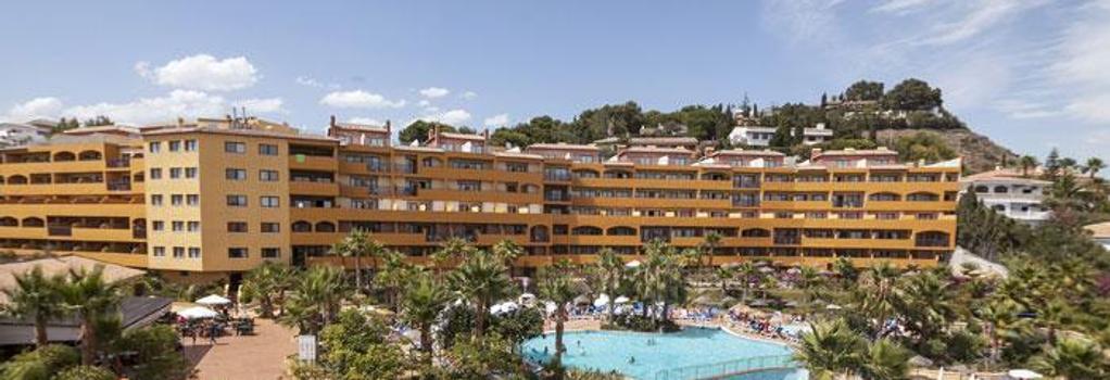 ホテル ベスト アルカサル - Almuñecar - 建物