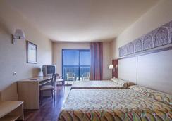 ホテル ベスト アルカサル - Almuñecar - 寝室