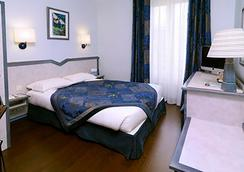 クオリティ ホテル デュ ノール ディジョン サントル レストラン ドゥ ラ ポルト ギョーム - ディジョン - 寝室