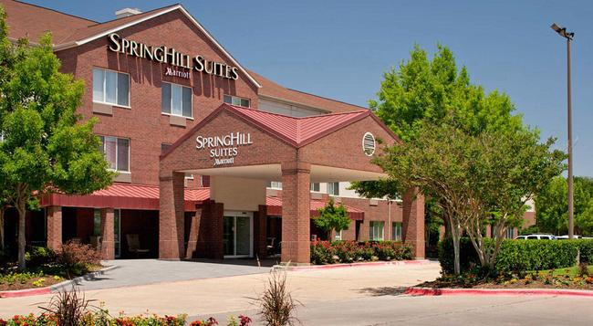 SpringHill Suites by Marriott Dallas Arlington North - アーリントン - 建物