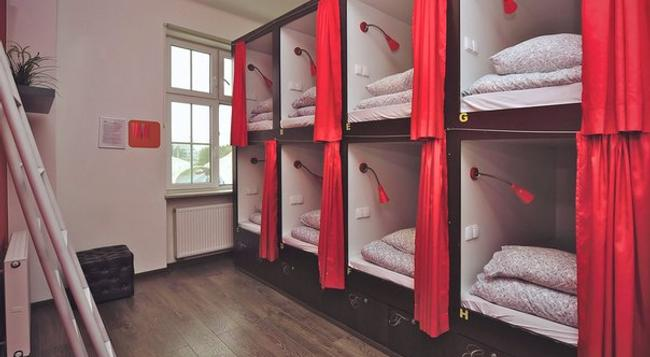 3City Hostel - グダニスク - 寝室
