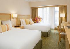 オーチャード ガーデン ホテル - サンフランシスコ - 寝室