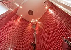 ホテル デヴィリャ - パリ - 浴室