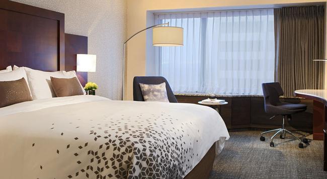 ルネッサンス シアトル ホテル - シアトル - 寝室